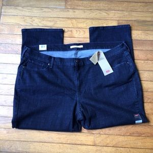 Levi's Classic Straight Mid-Rise Size 26W